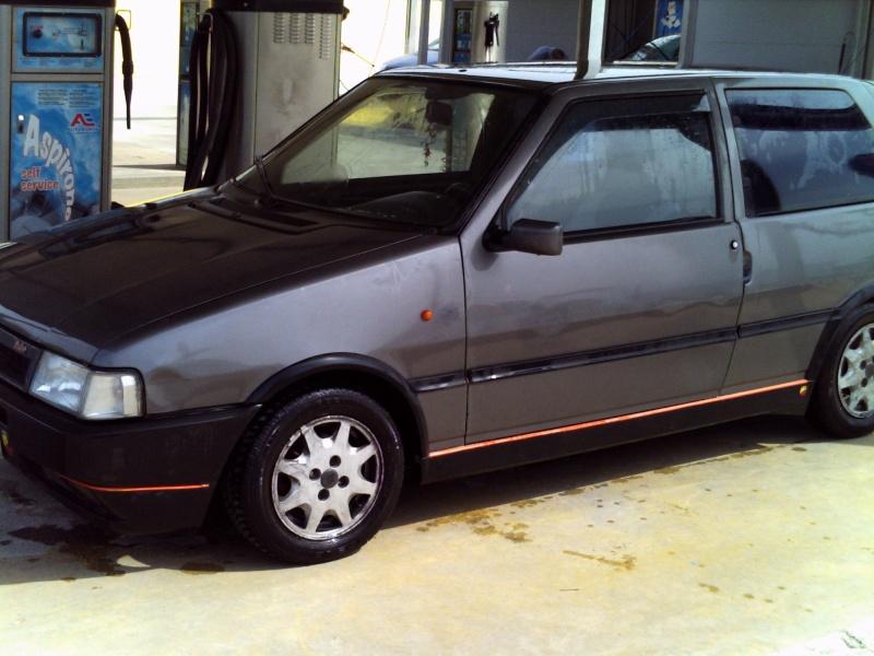 la mia Fiat Uno 1.0 Fire SX 1990 Pict0022