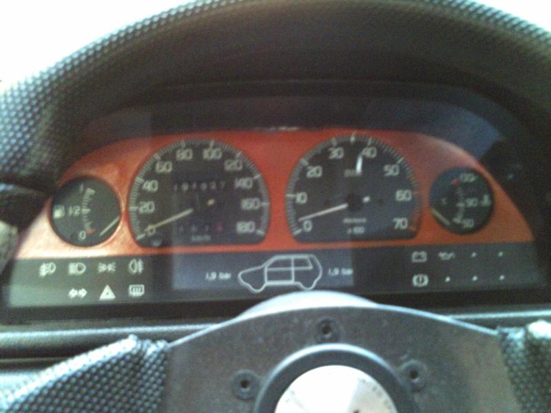la mia Fiat Uno 1.0 Fire SX 1990 Pict0023
