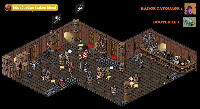 AVENTURE PIRATE: mission jour 2 Pirate11