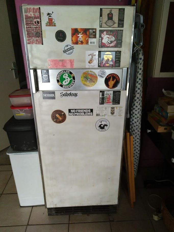 Vends frigo Frigo110