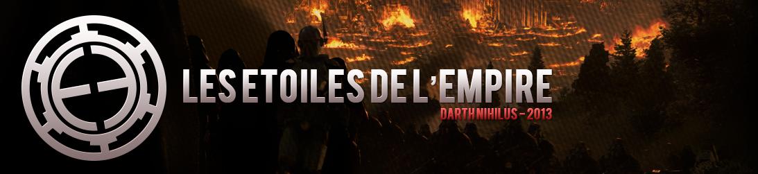 Les étoiles de l'Empire