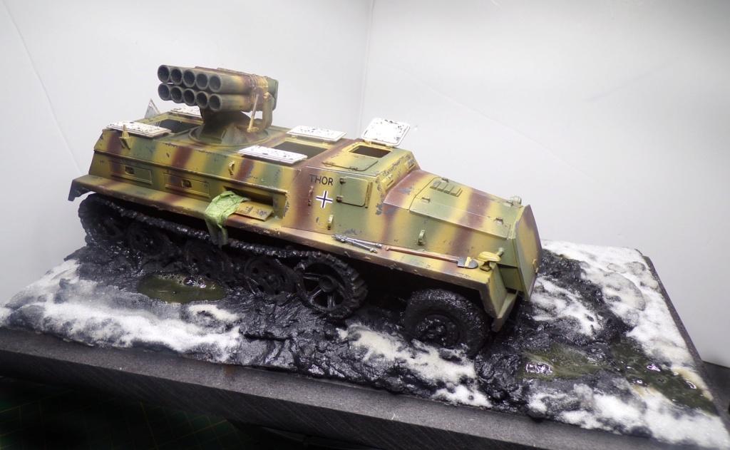 Panzerwerfer 42 auf Maultier SD. KFZ. 4/1 115_2610