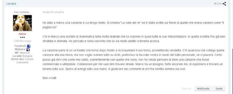 Marco Mengoni #Prontoacorrere 59971910