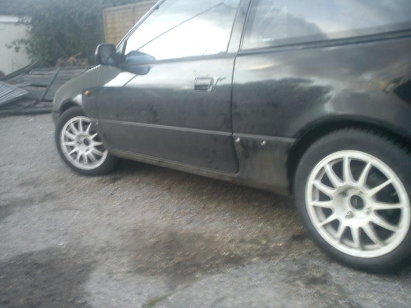 Breaking for spares Suzuki swift gti  Blut_b12