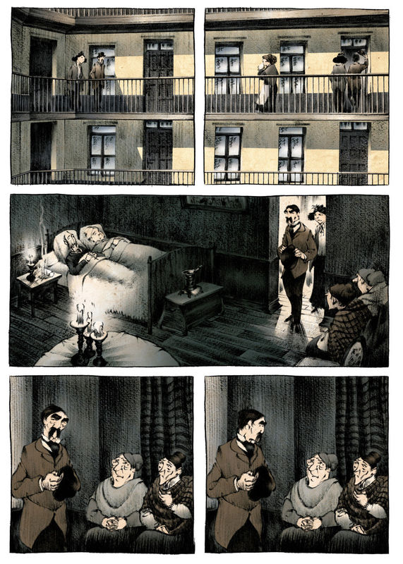 De briques et de sang. Hautière et François. Brique10