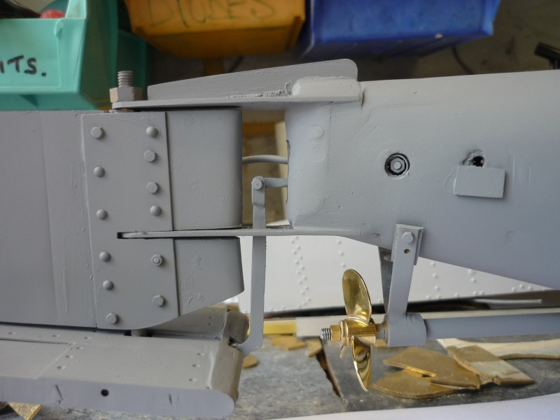 Alfie Blake's brasswork.. 12667710