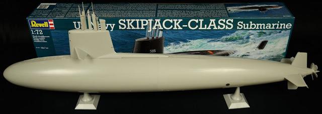 Revell Skipjack for sale.. Finish10