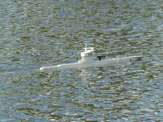 Barrow Sub Day, 2013 P1010811