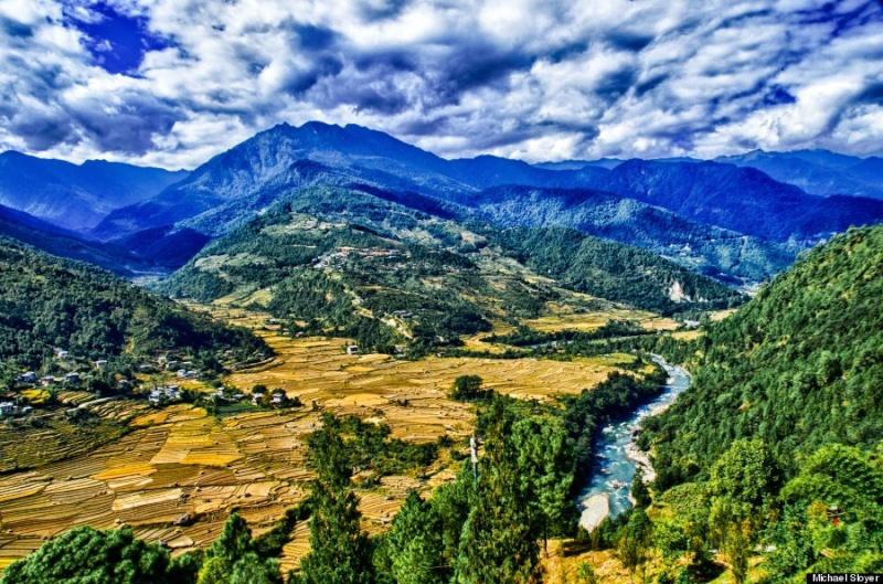 L'Asie vue par..... - Page 3 Bhutan10