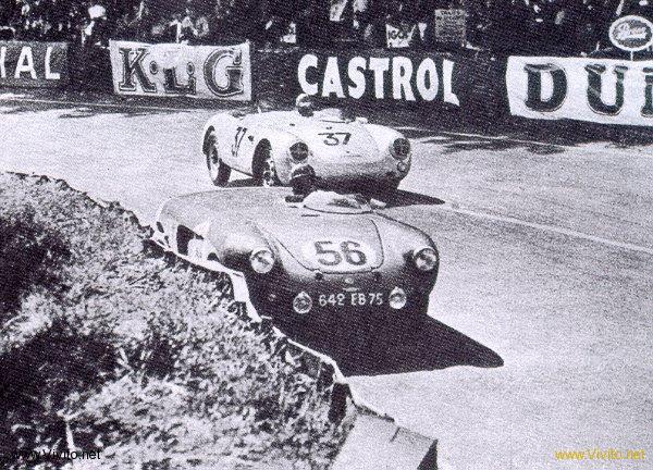 Les Porsche du Mans 553710