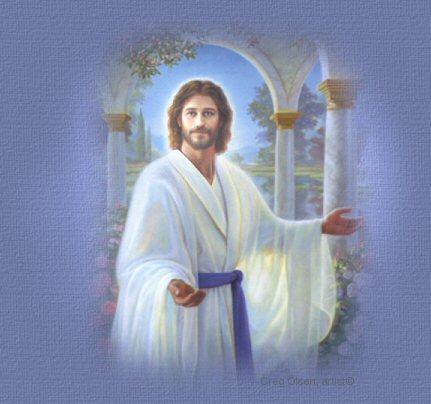 """Allons à la messe  """"En Dieu seul, le repos de notre âme"""" Jesust10"""