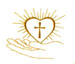 """Allons à la messe  """"En Dieu seul, le repos de notre âme"""" Serce_10"""