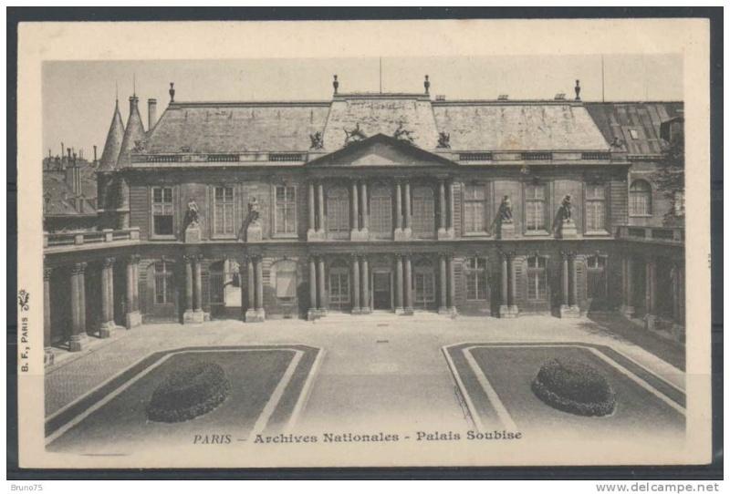 L'hôtel de Rohan-Strasbourg (Paris) - Page 3 690_0010