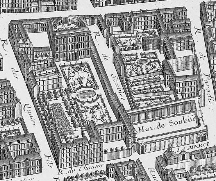 L'hôtel de Rohan-Strasbourg (Paris) - Page 3 The_gr10