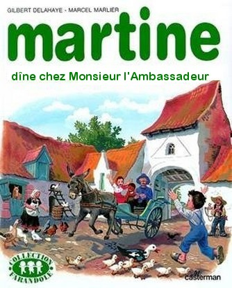 Martine En Folie ! Ma10