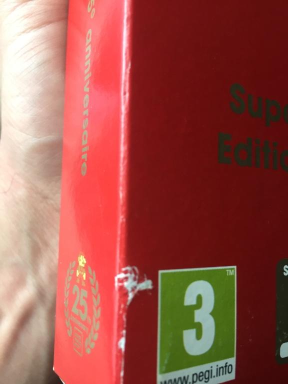 [VDS] Super Mario All Stars 25th Wii neuf scellé fdp offert 0e5f7710