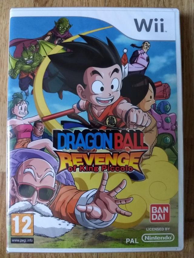 [Wii Blister] Dragon Ball : Revenge of King Piccolo 39468211