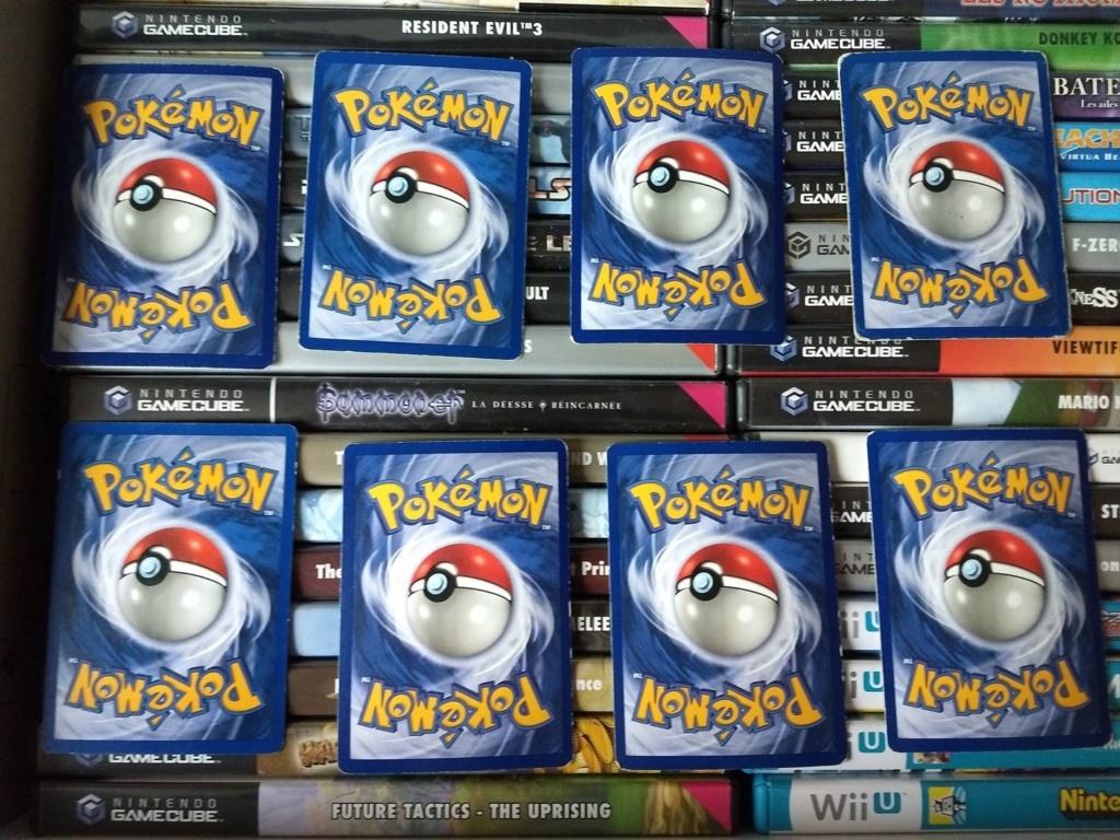 [EST] Cartes Pokemon Première Edition (pas de mp sous-marin svp) 49024010