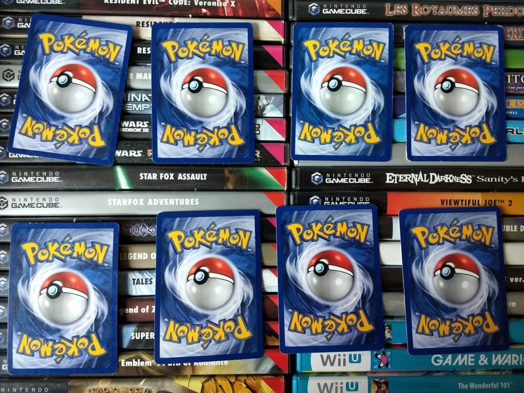 [EST] Cartes Pokemon Première Edition (pas de mp sous-marin svp) 49234210