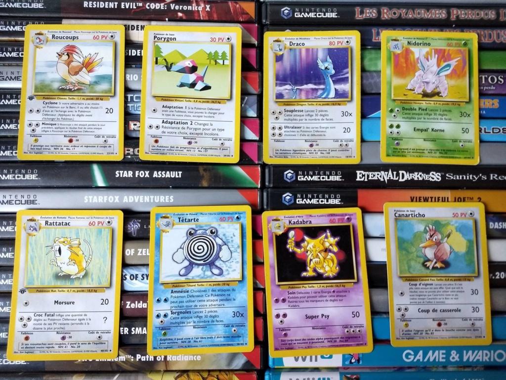 [EST] Cartes Pokemon Première Edition (pas de mp sous-marin svp) 49664310