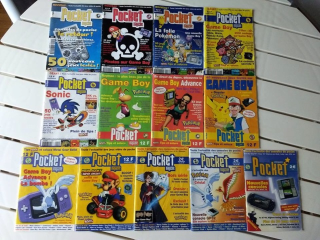 Full Set Pocket Magazine 51319310