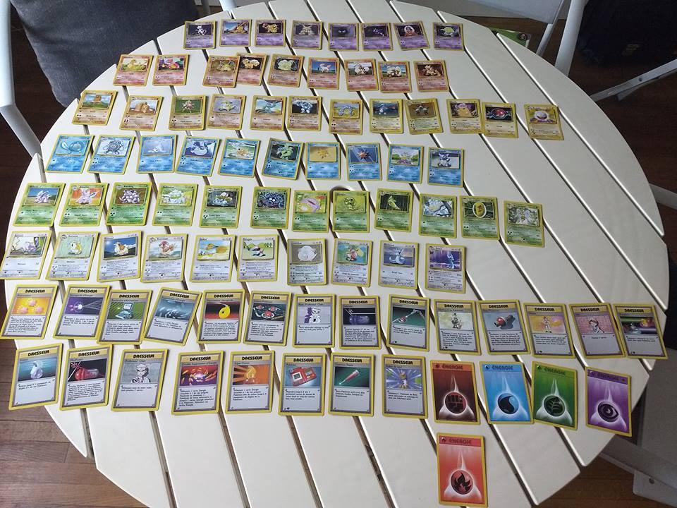 [EST] Cartes Pokemon Première Edition (pas de mp sous-marin svp) Cartes10