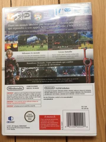 [VDS] Xenoblade Wii fr neuf 40 € Img_0011