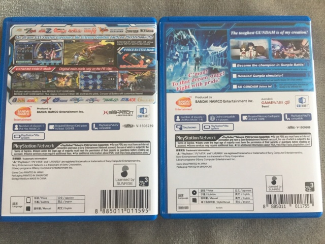 [VDS] Lot Gundam PS Vita ASIA subt eng Img_0013
