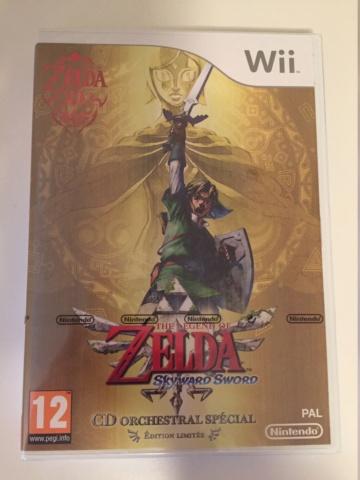 [VDS] Zelda : Skyward Sword et Pikmin 2 wii blister baisse Img_1210