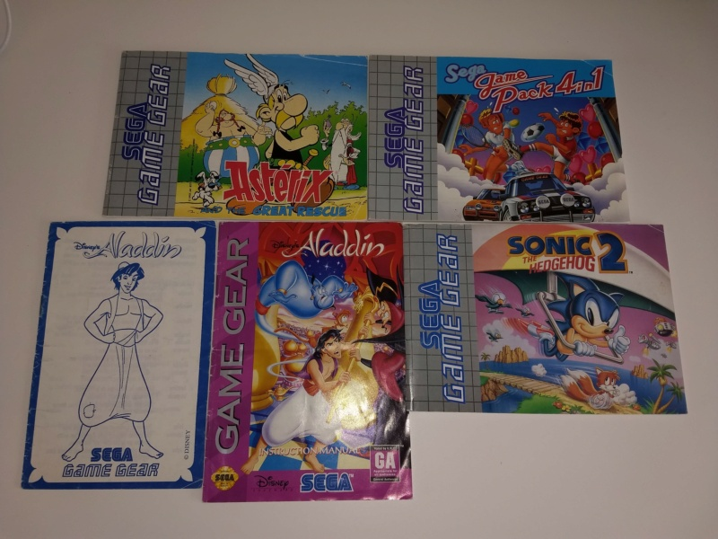 [VDS] Lot 13 jeux Game Gear dont Wizard Pinball Img_2091