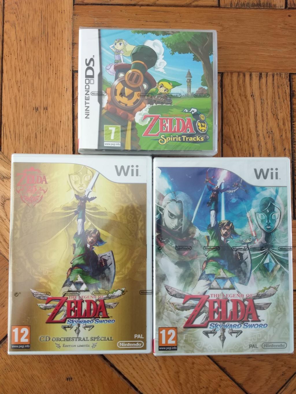 [Vendu] Lot Blister Zelda Skyward  Wii + Spirit Tracks DS FR Img_2100