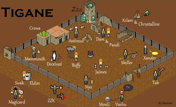 La Taverne de Tigane