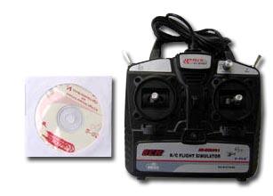 Boitier simulateur RC USB Imager10