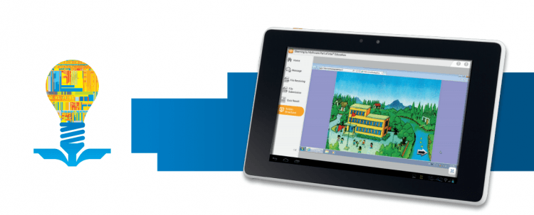 Android Educational Tablets by Intel 2013-010