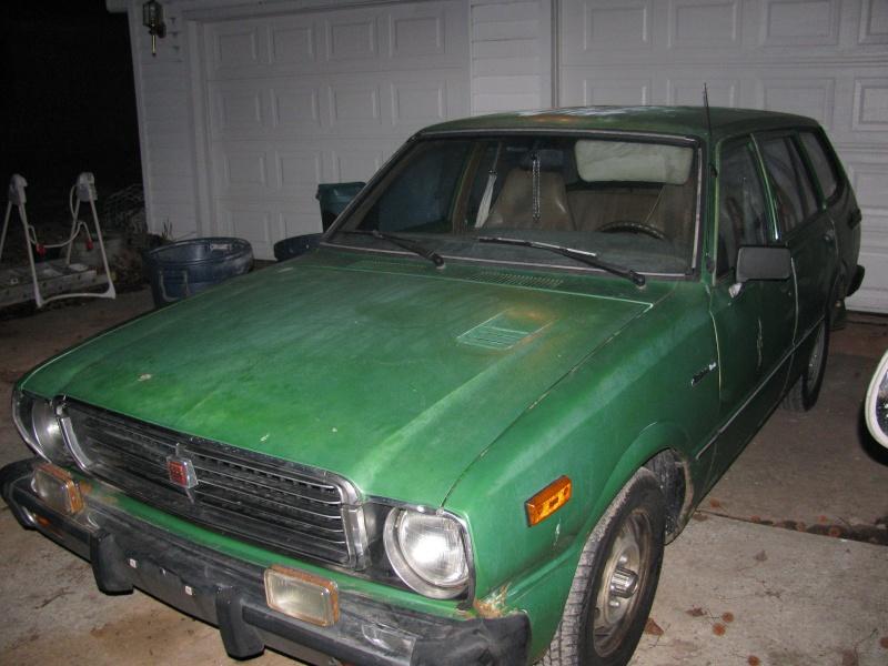 my 1978 toyota corolla wagon Img_3512