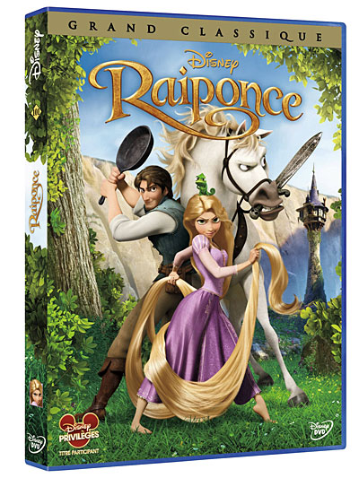 [BD + DVD]  Raiponce (1er Avril 2011) - Page 4 87174111