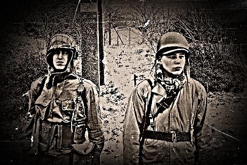 Dead's Man Ridge Walk - Marche de la 17th Airborne Division - 24 mars 2013 Dsc_0013