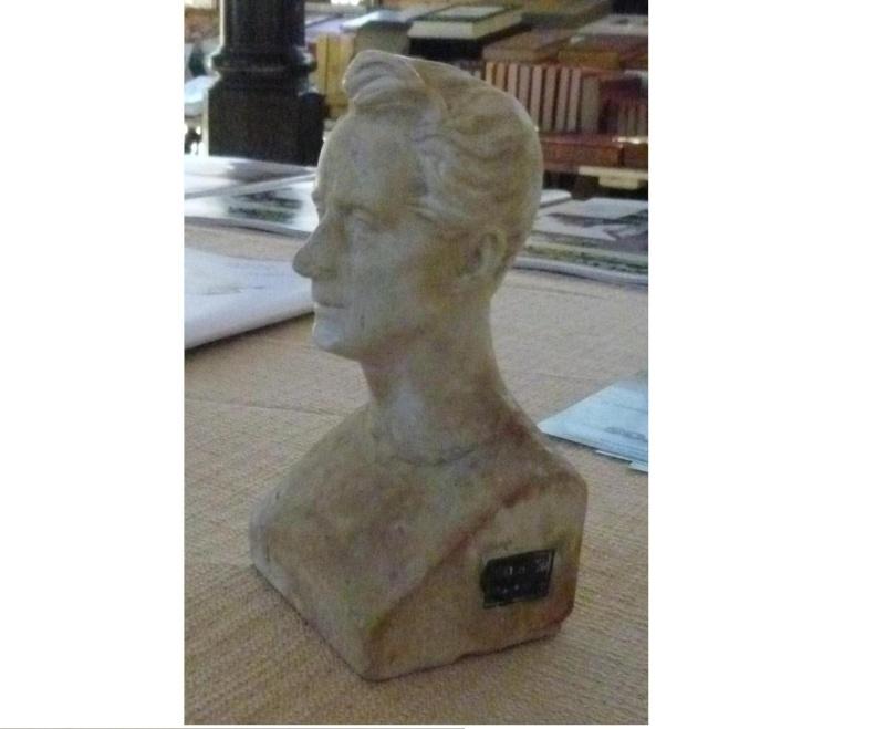Nettoyer un buste en plâtre HELP...casper Lamart12