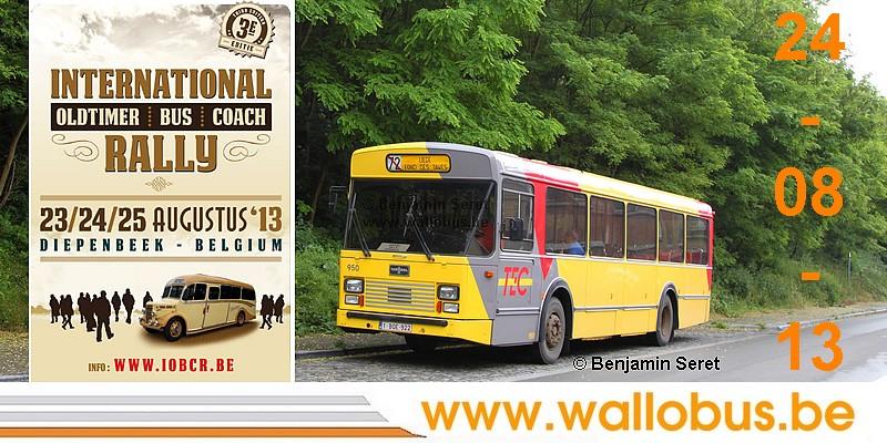 [Excursion] Rallye International d'Autobus et d'Autocars Anciens (IOBCR) - Limbourg belge - 24/08/2013 2013_012