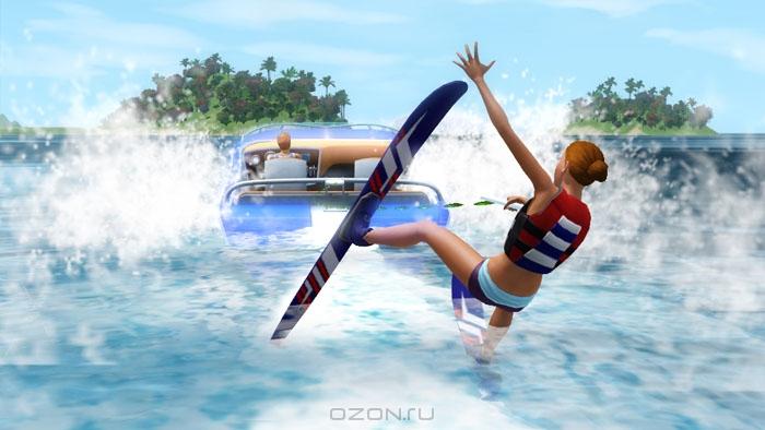 "The Sims 3: Райские острова Дополнение. Limited Edition Новое дополнение к игре ""The Sims 3""! 10059212"