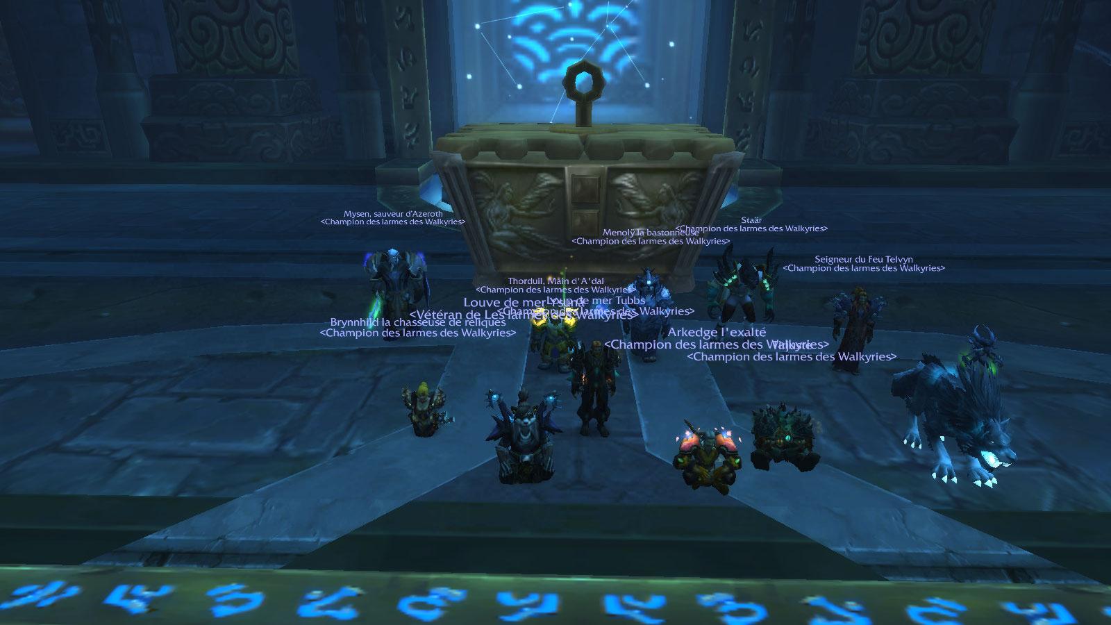 Siege d'Orgrimmar Wowscr11