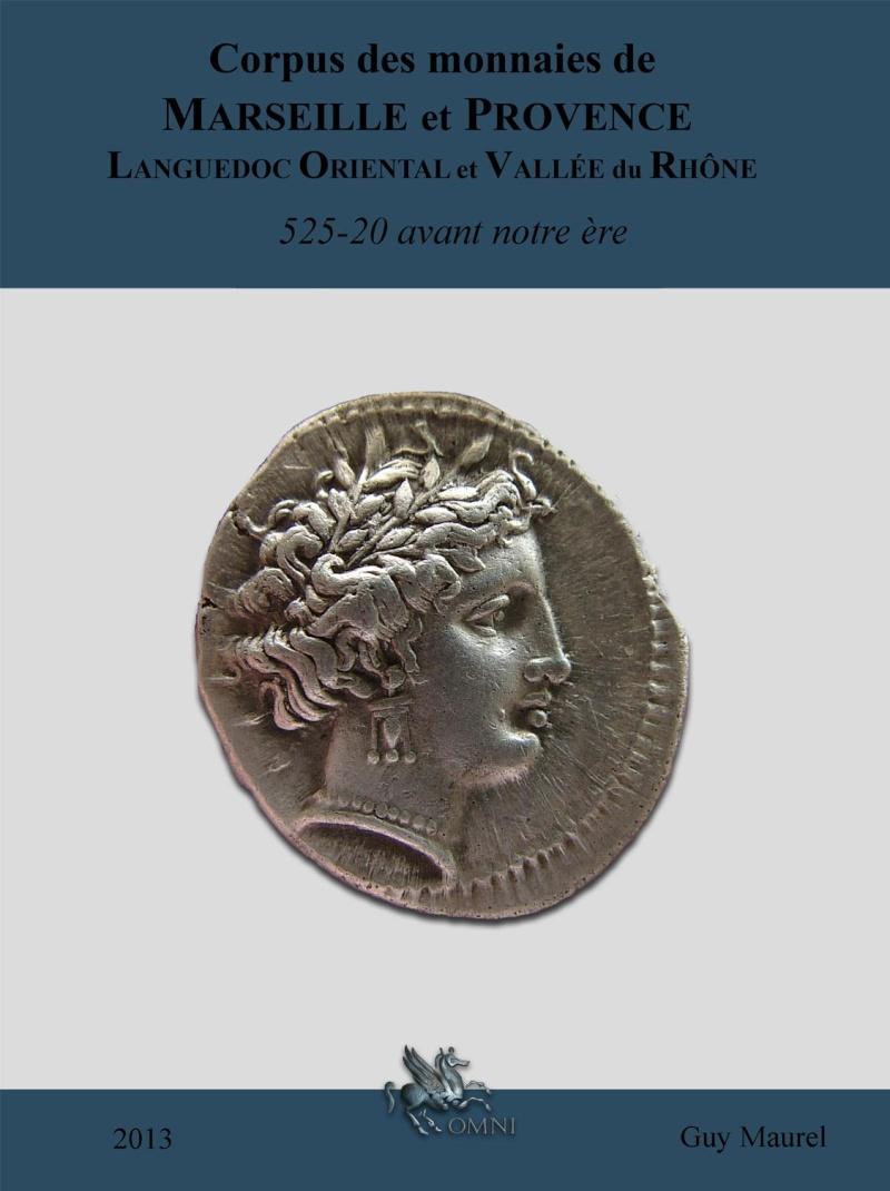 Corpus des monnaies de Marseille et Provence, Languedoc Oriental et Vallée du Rhône Couver10