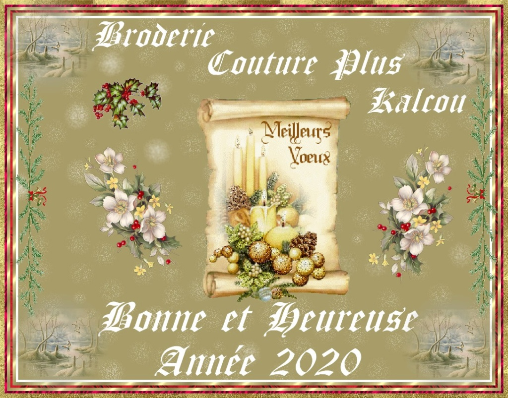 Broderie Couture Plus Kalcou