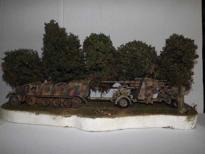 Sd.Kfz.7 + Flak 36/37 [Tamiya 1/35] Dscf6611