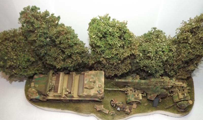 Sd.Kfz.7 + Flak 36/37 [Tamiya 1/35] Dscf6619