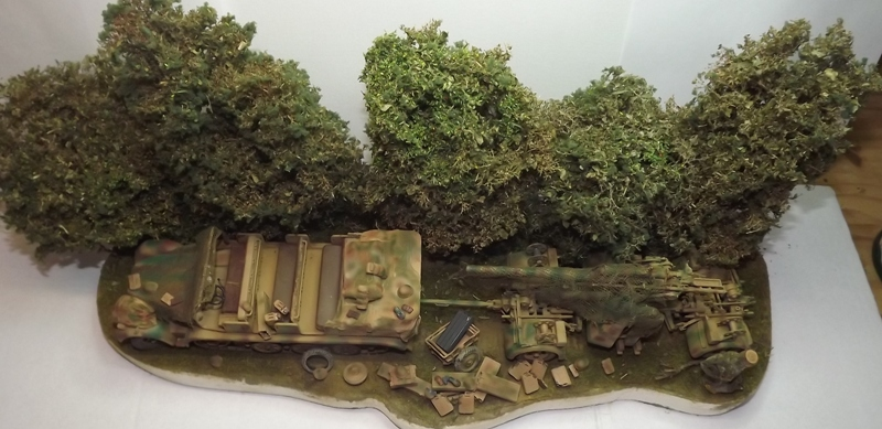 Sd.Kfz.7 + Flak 36/37 [Tamiya 1/35] Dscf6621