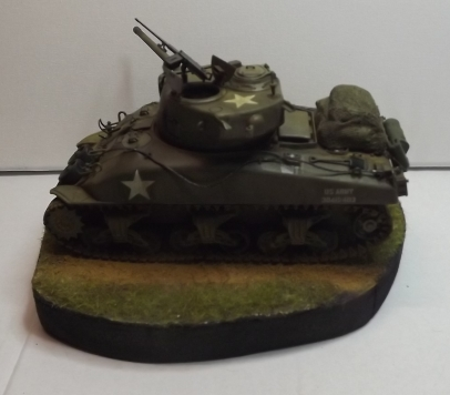 M4A1 italeri 1/35... - Page 2 Patine12