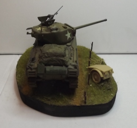 M4A1 italeri 1/35... - Page 2 Patine13