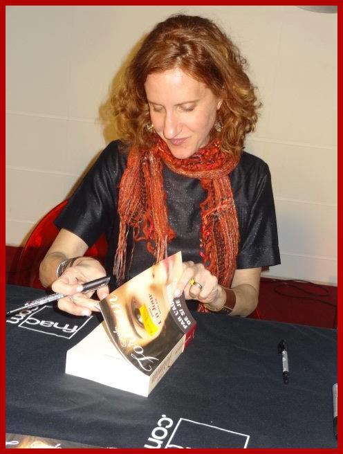 Rencontre avec Gayle FORMAN - Paris, 20 février 2013 Dedica10