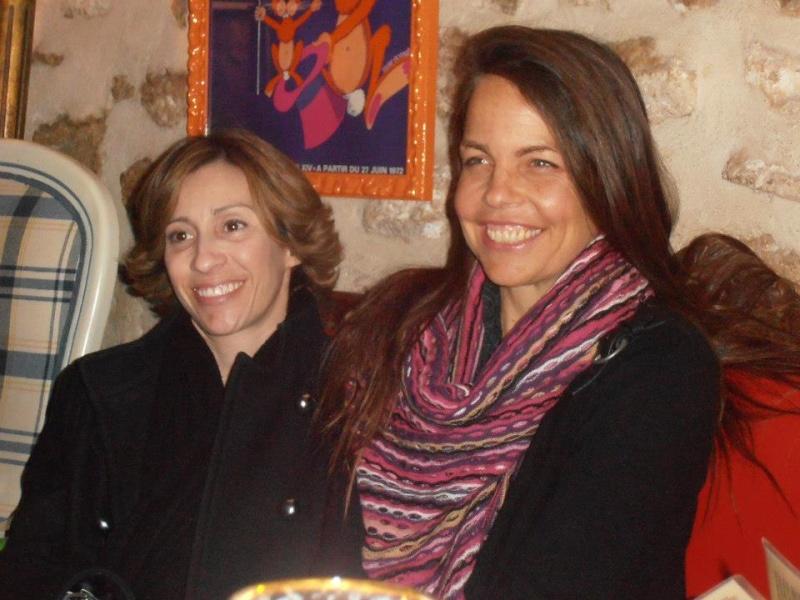 Rencontre avec Kami Garcia et Margaret Stohl – le 22 mars 2013 Deux_b10